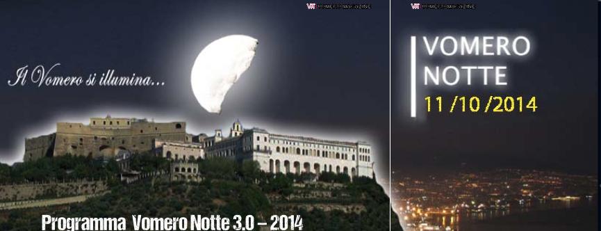 Il programma della Notte Bianca 3.0